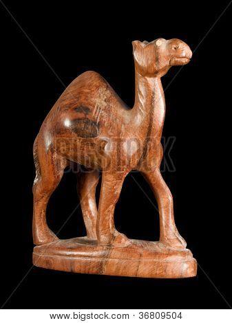 Wooden Dromedary