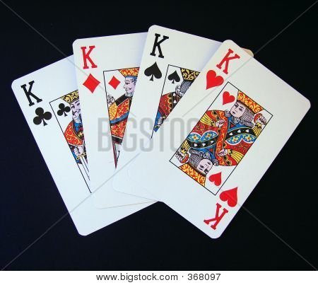 Poker - Kings