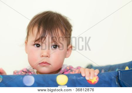 Shallow Depth Of Field Cute Baby