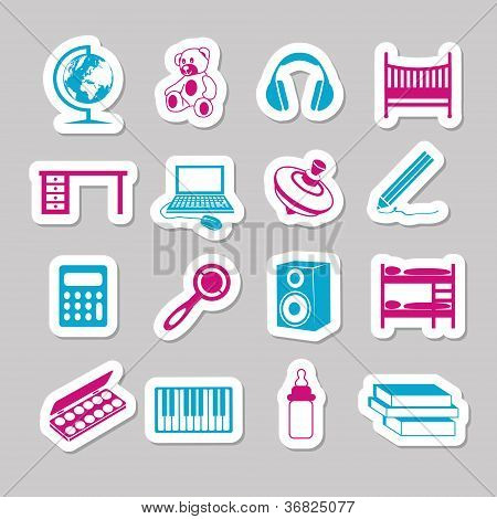 Children Room Stickers