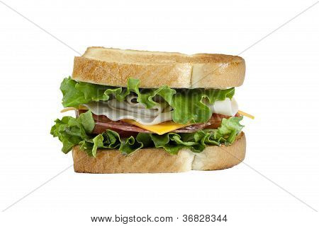 Lunchmeat Sandwich