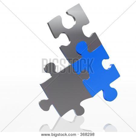 Balanceamento de peças de quebra-cabeça