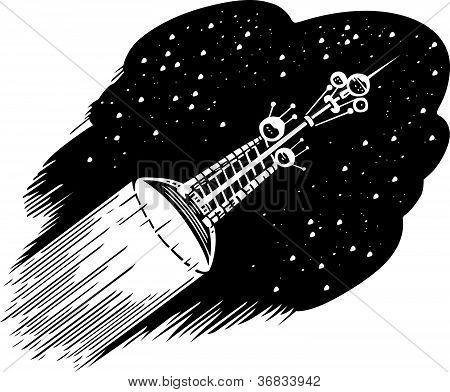 Photon spaceship