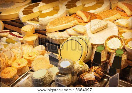 Cheeses Shop