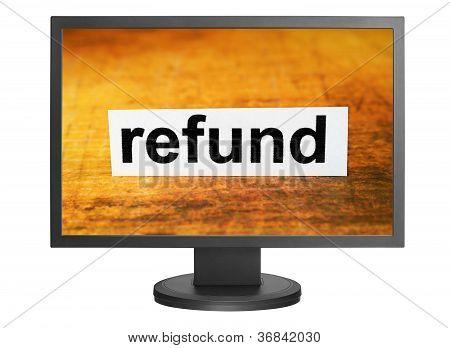 Refund Concept