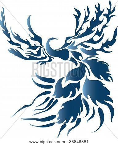 Stylized Fantasy Bird