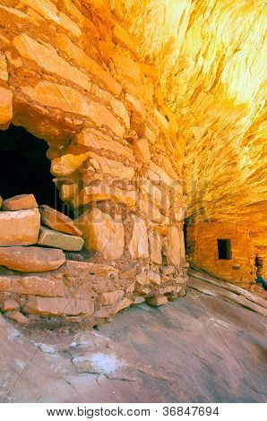 Indian Cliff Dwellings