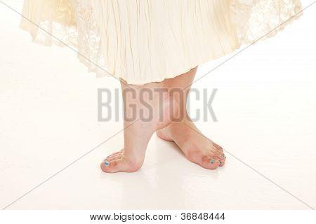 Feet Dress