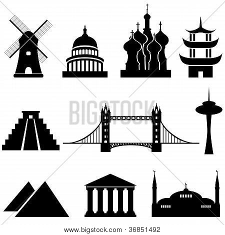 World Landmarks And Monuments