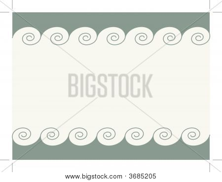 Spiral Waves Card