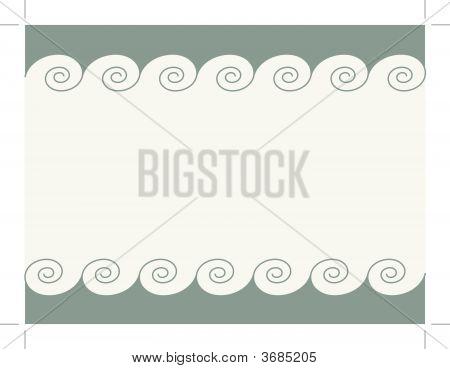 Spiral Waves Card