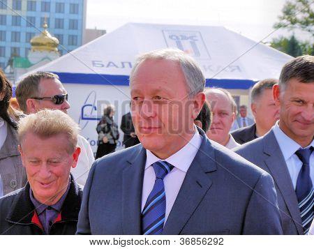 Governor Valery Radaev