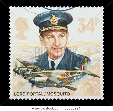 Lord Portal and RAF Mosquito