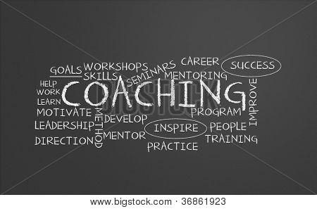 Coaching de pizarra