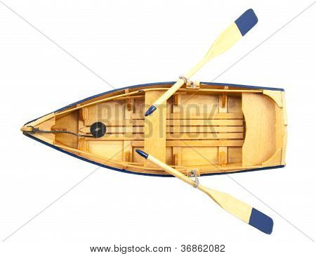 Boat Of Wood