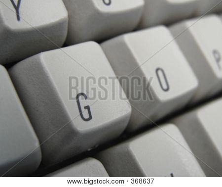 Keyboard - Go