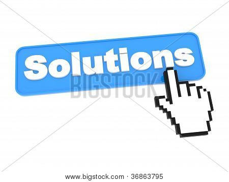 Social Media Button - Solutions.