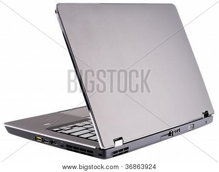 Laptop Rear View