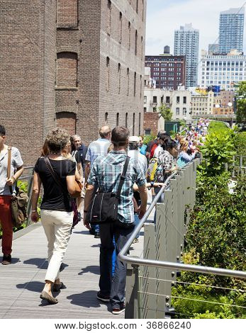 New York City High Line