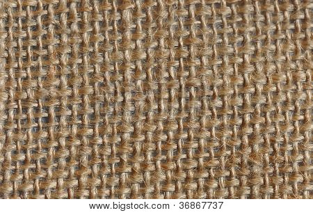 Hessian Macro Texture