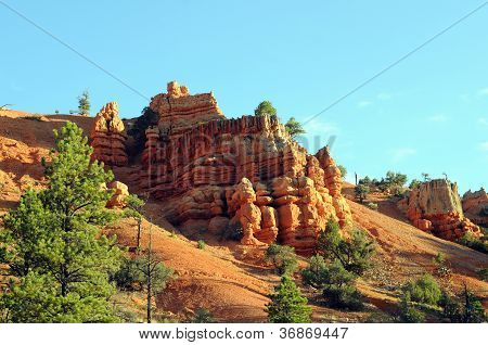 Geologic Outcropping