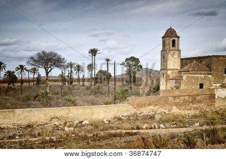 Monastery San Gines De La Jara