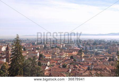 Aerial view, Rivoli