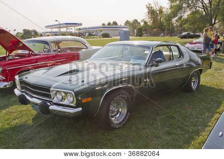 1974 Plymouth Roadrunner