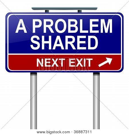 Un problema compartido.