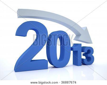 Decrease 2012 With Arrow