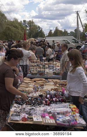 Sorochinskaya Fair.