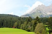 Austrian Alps, Wilder Kaiser mountains, Tirol