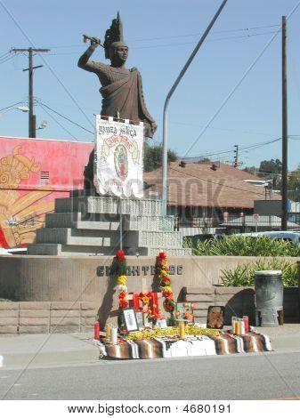 Aztec Altar