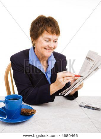 Job Hunting - Positive Attitude