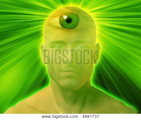 Third Eye Man