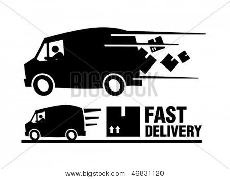 Fast delivery