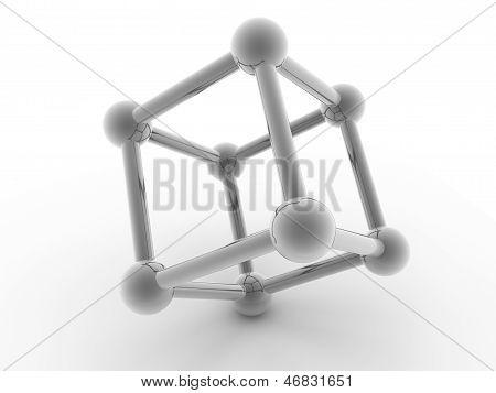Metallic Cube 4