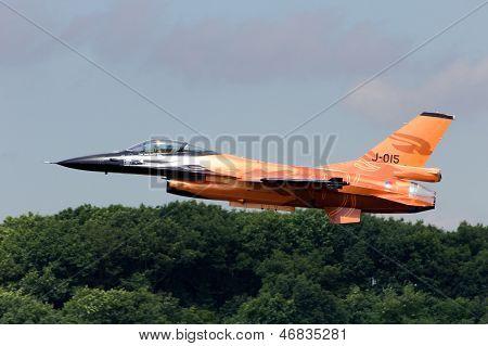 F-16 Dutch