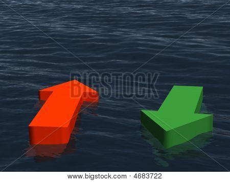 Dirección dos en el mar - ingresos, resultado