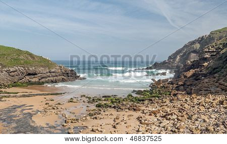 Santa Justa Beach
