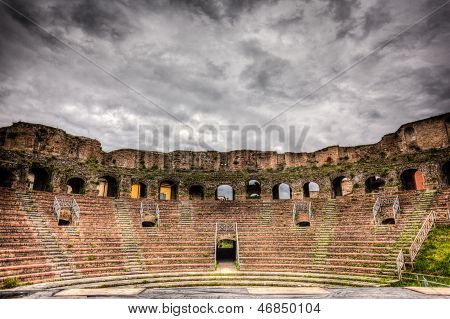Anfiteatro de Benevento