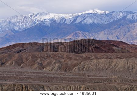 Panamint Mountains, Death Valley