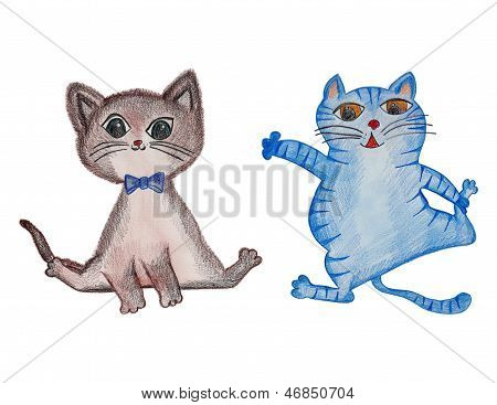 Couple of cats
