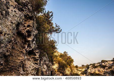 Rocky Ravine