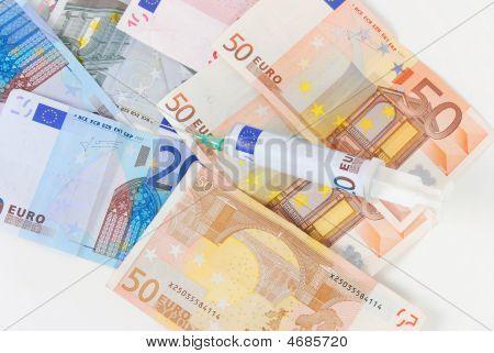 Euro doente