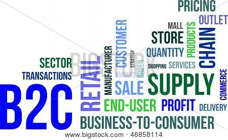 Word Cloud - B2C