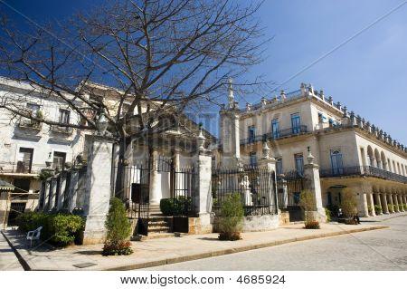 El Templete - Havana, Cuba