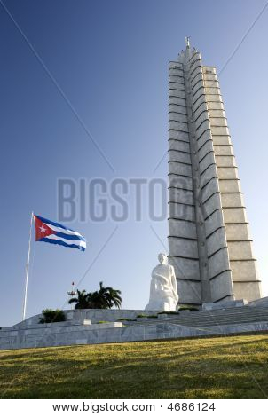 Monumento a José Martí, la Habana, Cuba
