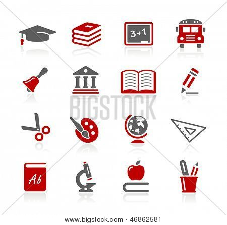 Education Icons // Redico Series
