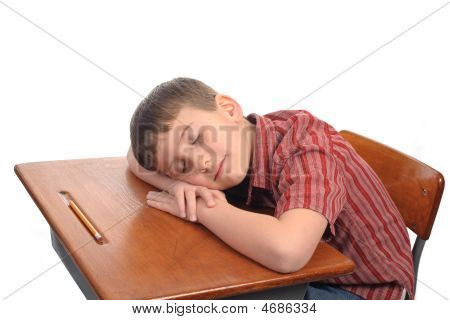 Sleeping In Class